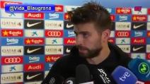 """Piqué contro Arbeloa: """"Non è mio amico, ma solo un conoscente"""""""