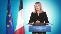Francia, Amanda Lear si presenterà alle prossime elezioni presidenziali