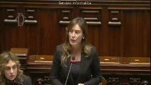 Banca Etruria, discorso integrale di Maria Elena Boschi sulla mozione di sfiducia