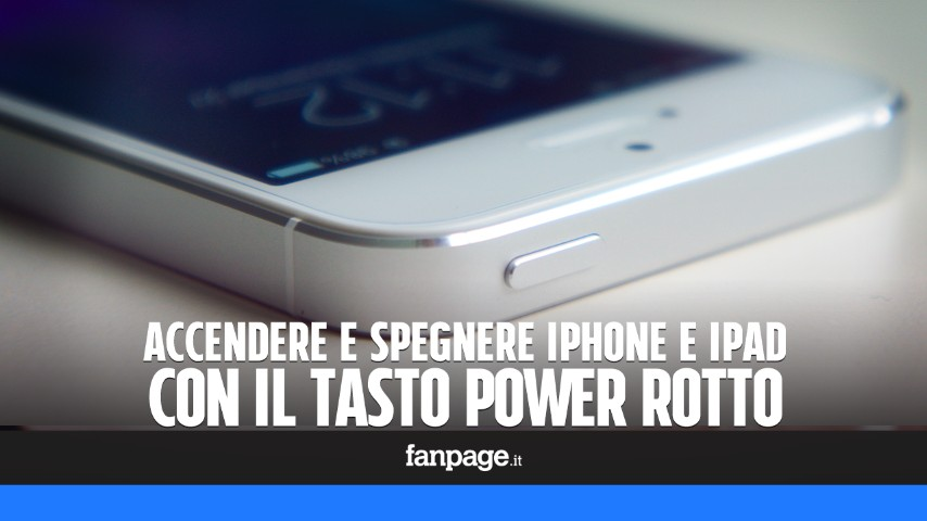 Come spegnere iPhone bloccato | Salvatore Aranzulla