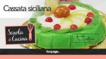 La video ricetta della Cassata siciliana
