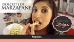 La video ricetta dei Dolcetti di Marzapane, facilissimi da preparare e deliziosi