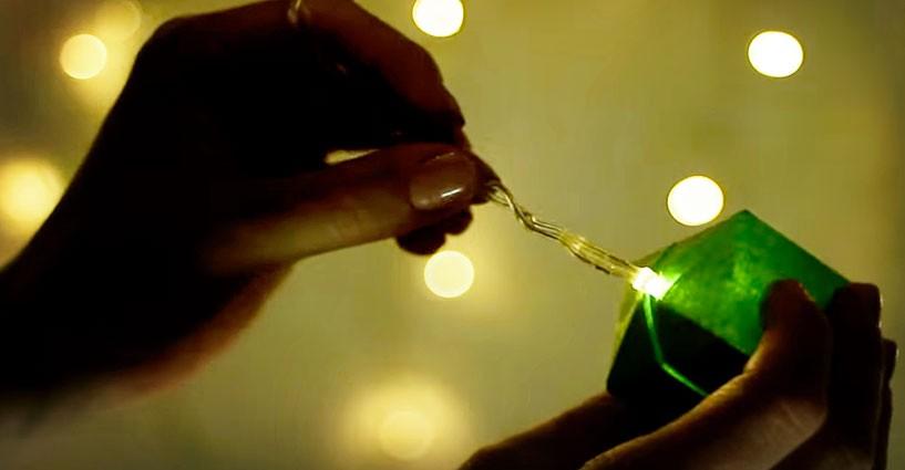 Lampada Origami Istruzioni : Come realizzare una lampada di carta con gli origami