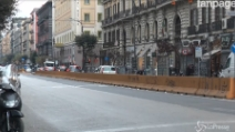 Emergenza smog, primo giorno di stop alle auto a Napoli