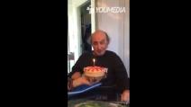 """Bruno Arena compie 59 anni, il figlio: """"Che traguardo papà"""""""