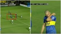 Il nuovo talento del calcio argentino: ecco il gol di Messidoro