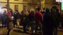 Alessandria in semifinale di Coppa Italia: festa e caroselli in città