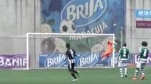 """Il """"nuovo Cristiano Ronaldo"""" al Benfica? Un gol da fenomeno"""
