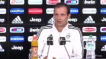 """Allegri: """"Mercato Juve? Solo se si tratta di grandi calciatori"""""""