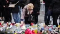 Parigi, la commemorazione delle vittime degli attacchi terroristici