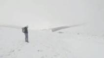 Mai così gelida, Gran Bretagna travolta dalla neve e dal ghiaccio