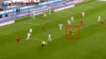 """Il """"gol alla Del Piero"""" di Arturo Vidal"""