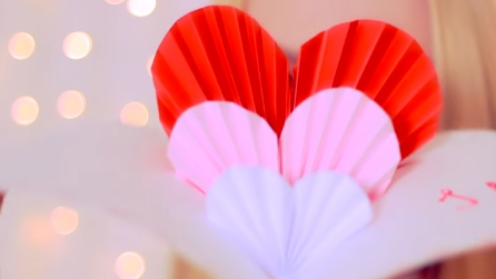 Come realizzare un romantico biglietto per San Valentino
