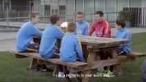 """""""Leo dove hai messo il Pallone d'Oro?"""", Messi risponde alle domande dei più piccoli"""