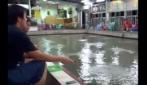 I clienti pescano i pesci che consumeranno: ecco cosa avviene in alcuni ristoranti giapponesi