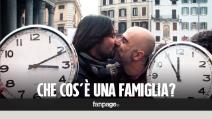 Che cos'è una famiglia? Le risposte dell'Italia arcobaleno