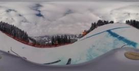 Ecco cosa si prova ad essere uno sciatore professionista