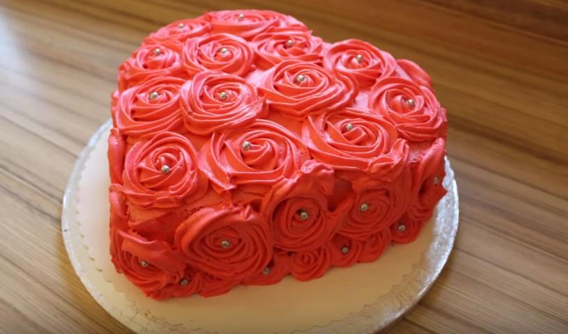 La Torta Perfetta Per San Valentino Ecco Come Realizzarla
