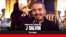 """J Balvin a Sanremo: """"Con il reggaeton porto la Colombia nel mondo"""""""