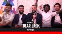 """Sanremo, Dear Jack: """"Facciamo il tifo per Alessio, anche lui ci sostiene"""""""