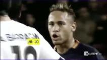 """""""Figlio di p****na"""", Neymar insulta un avversario in campo"""