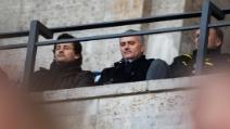 Mourinho in Germania, 'spia' i gioielli del Borussia Dortmund