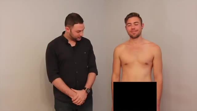 gay bellissimi uomini etero nudi