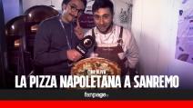 """Ciro Oliva a Sanremo 2016: """"Ho esportato la pizza napoletana al Festival"""""""