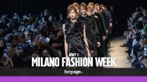 Milano Fashion Week A/I 16-17: il meglio del secondo giorno