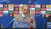 """""""Non me ne frega un c. della condizione fisica"""", l'espressione colorita di Pep Guardiola"""