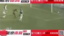 Il primo gol di Jackson Martinez con il Guangzhou Evergrande