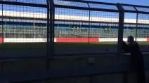 Formula 1, il rombo del motore della nuova Mercedes