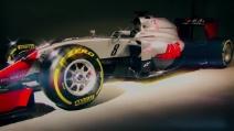 Ecco la nuova monoposto Ferrari: la Haas F1 VF-16