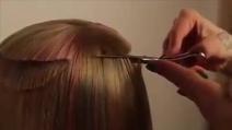 Tagli alla base dei capelli, il risultato finale vi sorprenderà