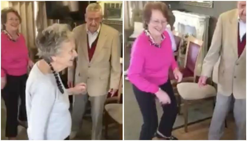 Non si mai troppo vecchi per ballare gli anziani si for Piccoli piani di casa per gli anziani