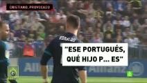 Gli insulti dei tifosi del Malaga contro Cristiano Ronaldo