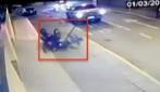 Ruba la moto e scappa ma si schianta contro un palo e muore sul colpo