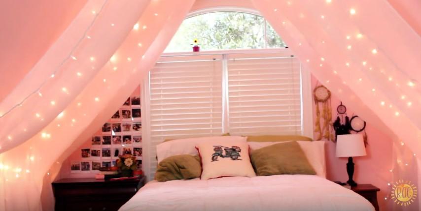 Come fare un letto a baldacchino fai da te - Porcherie da fare a letto ...