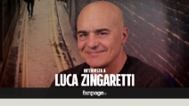 """Luca Zingaretti: """"Con tutto ciò che accade nel mondo, parlare d'amore è rivoluzionario"""""""