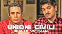 Unioni Civili - Realtà Vs Italia | HD