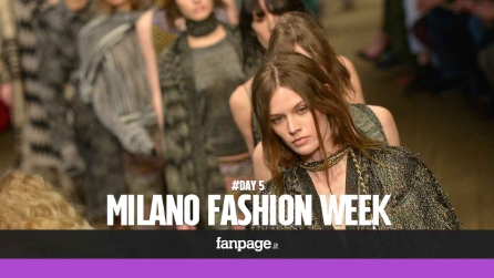 Milano Fashion Week A/I 16-17: le sfilate del quinto giorno