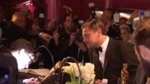 DiCaprio aspetta impaziente l'incisione del suo nome sull'Oscar
