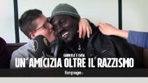 Quando l'amicizia va oltre il razzismo: la storia di Gabriele e Ensa