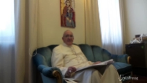 """""""Se potessi fare un miracolo che cosa sarebbe?"""" L'emozionante risposta di Papa Francesco"""