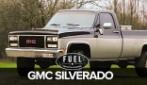 La prova su strada del GMC Silverado, celebre pickup americano