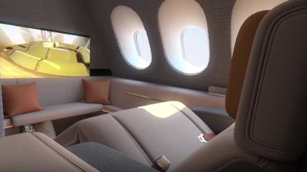 lusso in aereo ecco le migliori cabine di prima classe al