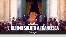 Tragedia Erasmus, l'ultimo saluto a Francesca Bonello