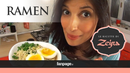 Video Ricetta Ramen vegetariano