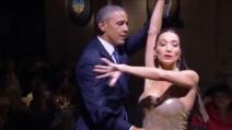 Obama balla il tango, il presidente degli USA dà spettacolo in Argentina