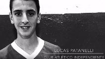 Lucas Patanelli, il Barcellona ha il nuovo Messi